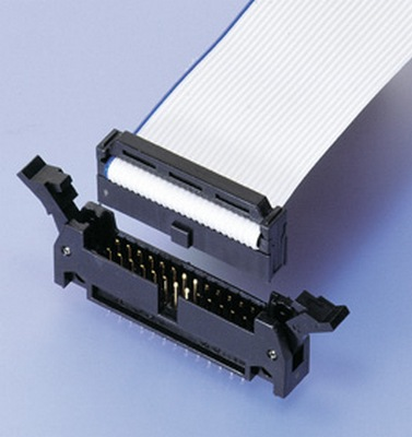 RA CONNECTOR (IDC Type)